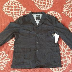 NWT❤Calvin Klein Trench Coat type jacket
